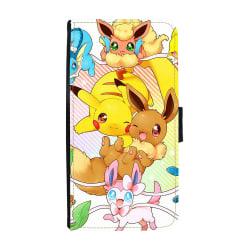 Pokemon Pikachu & Eevee Huawei P10 Plus Plånboksfodral