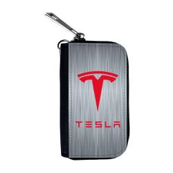 Tesla Bilnyckelfodral multifärg one size