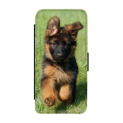 Tysk Schäferhund Valp Samsung Galaxy S9 Plånboksfodral