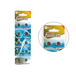 10-pack batteri AG7 SR927sw SR927 GP399 LR927 SR57 V399 395 399