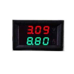 Köp Voltmätare + Amperemätare DC 0 100V10A | Fyndiq
