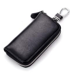 Genuine Key Wallet Svart