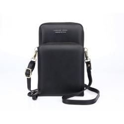 Mobile Shoulder Bag Svart