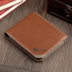 SEVJINK Wallet Brun