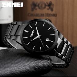 SKMEI Classic - 9140 Svart