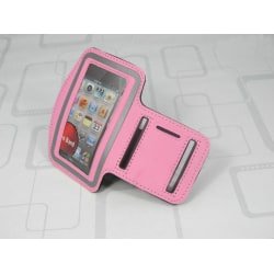 Sportarmband iPhone 4/4S 5/5S - Rosa Rosa