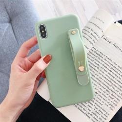 Strap iPhone Case 7/8+ Grön