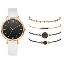 Watch With Bracelets Vit