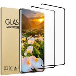 (2-pack ) Galaxy S21plus skärmskydd 9H hårdhet / fingeravtryck