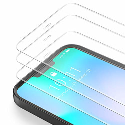 3 st iphone skärmskydd föriphone 12 pro max|2.5D