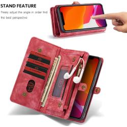 caseme 008 för iphone 12 röd röd