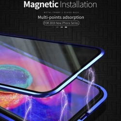 heltäckande magnetfodral för iphone 11 pro max
