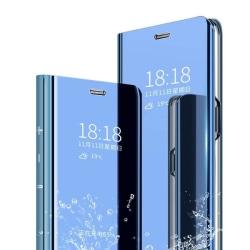 Flipcase för iphone 12 pro max |blå blå