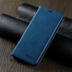 Hög kvalitet fodral för iphone 12 pro  blå blå