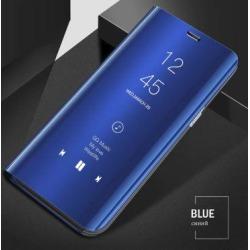 Huawei P20 lite flip case|blå blå