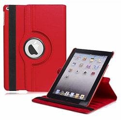 "iPad air/iPad Air2 fodral, 9,7""röd röd"