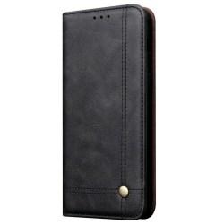 Prestige Book case för iphone 12 svart