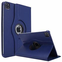 roterandefodral  för iPad air10.9 (2020) blå blå