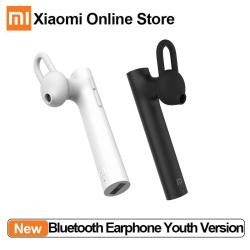Xiaomi Mini Bluetooth Earphone Headset vit Vit