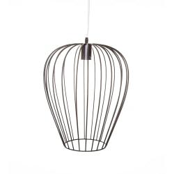 Gallerlampa svart 40x30cm
