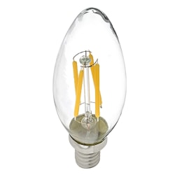 LED filamentlampa 6W E14 DIMBAR 10-pack