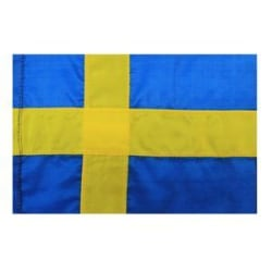 Sverige flagga 12-pack