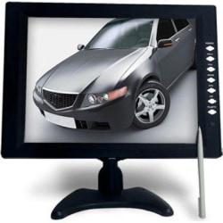 12,1 TFT-färgskärm med touchscreen, fjärr, penna, ljud, USB, VGA