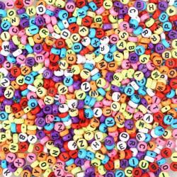 200st Pärlor med bokstäver, Färg