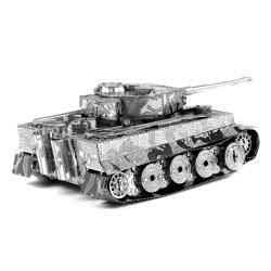 3D pussel i metall - Tank / Pansarvagn