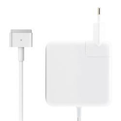AC Adapter, Magsafe 2 till Apple, 14.85V 3.05A 45W (T-kontakt)