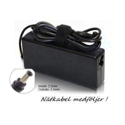 AC Adapter till Fujitsu Siemens, 20V 4.5A 90W (5.5x2.5mm)