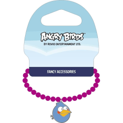 Angry Birds, Accessoarer, 6-Pack Armband, Pärlor