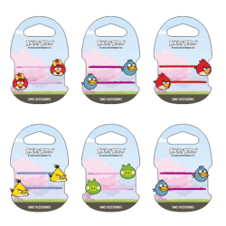 Angry Birds, Håraccessoarer, 6-Pack Hårnålar