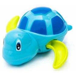Badleksak simmande sköldpadda, Blå