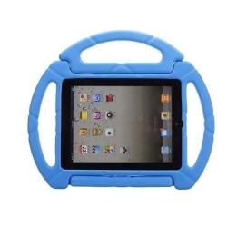"""Barnfodral till iPad 9,7"""" Air 1/2/Pro/2017, Ljusblå"""