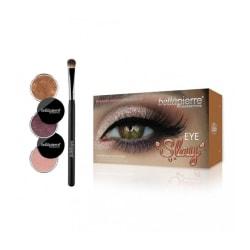 Bellapierre Eye Slay Kit - Romantic Brown