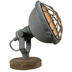 Brilliant Mila Bordslampa i industriell stil