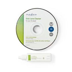 CD-linsrengörare 20 ml rengöringsvätska