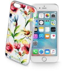 Cellularline Flowers, TPU skal iPhone 6/6S