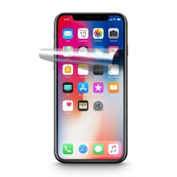 Cellularline Ok Display Invisible, skärmskydd iPhone X/XS, 2-pac