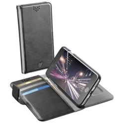 Cellularline Plånboksfodral till iPhone 7/8/ SE (2nd gen), Svart