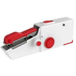 Cenocco CC-9073: Easy Stitch Handhållen Symaskin, Röd