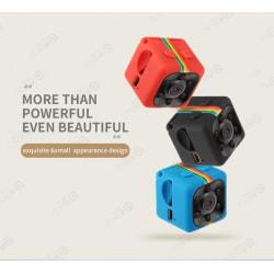 Cenocco HD Minikamera, 1920x1080, Röd Röd