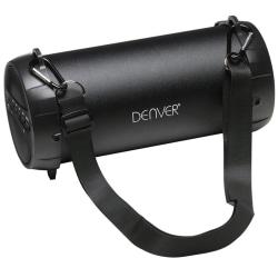 Denver Bluetooth-högtalare Svart (BTS-53)