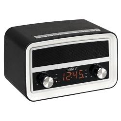 Denver Radio m. bluetooth och klocka
