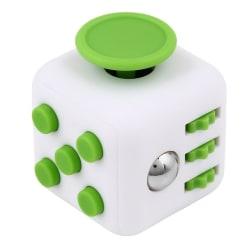 Fidget Cube, Vit/Grön