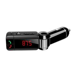 FM-sändare med Bluetooth, Svart