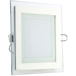 Forever Light kvadratisk LED-panel, 18W, 1300lm, 4500K (neutral)