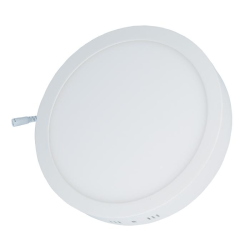 Forever Light LED-plafond, rund, 18W, 1520lm, 3000K (varmvit)