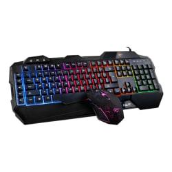 Havit 2-i-1 Gaming-tangentbord och gaming-mus